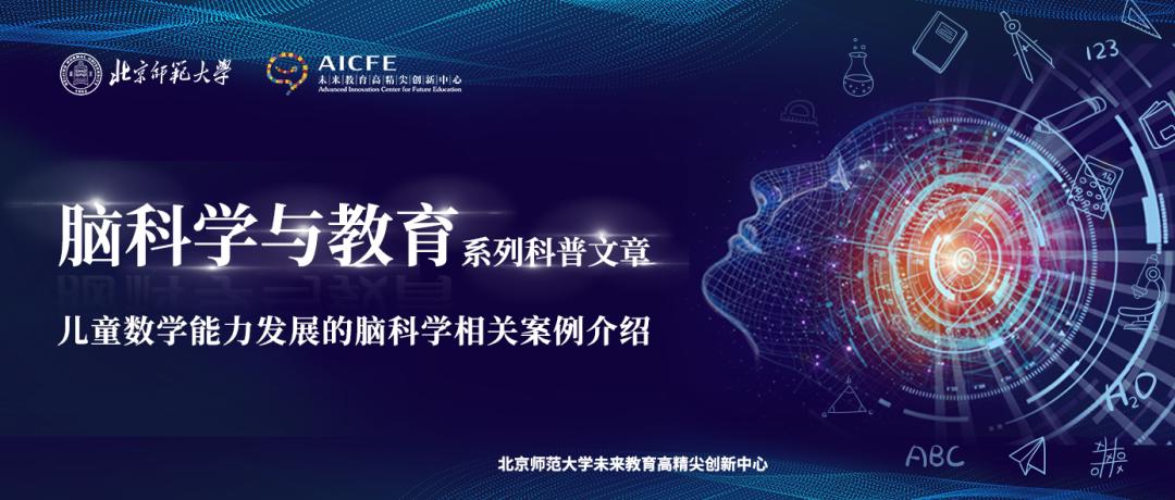 脑科学与教育蓝皮书:数学能力发展的脑科学研究(中)